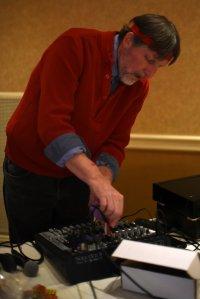 DJ David Woodson